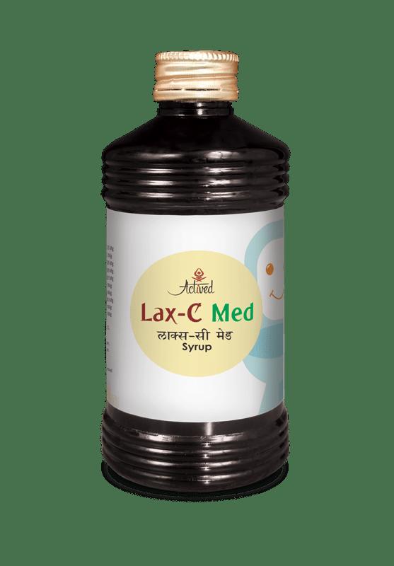 Lax-C Med Syrup
