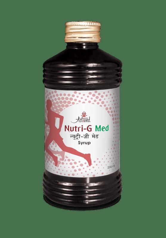 Nutri-G Med Syrup
